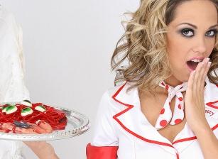 Jenny Hendrix!  Special Halloween Treat!!