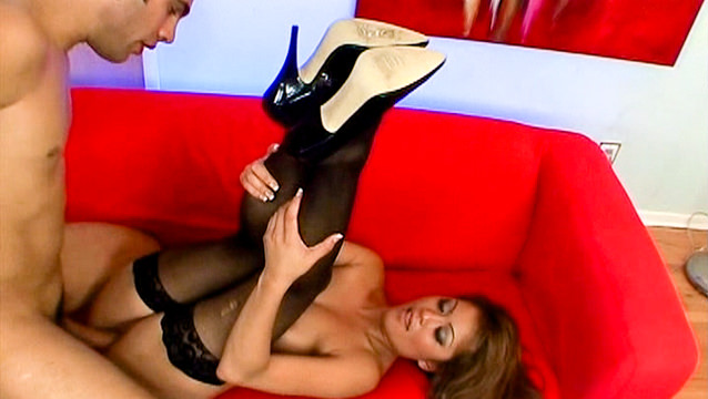 Charmane Fucked in Heels