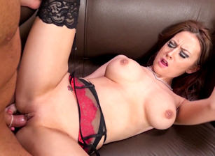 Big Titty Alexis Grace Goes For Cock Ride!