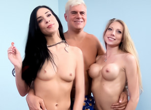 Shawna Lenee & Aiden Ashley Share The Love