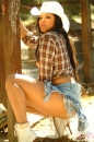 Cowgirl In Plaid picture 8