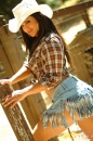 Cowgirl In Plaid picture 17