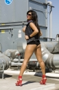 Rooftop Photoshoot With Sunny Leone picture 16