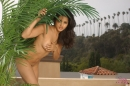 Sunny Naked With A Fern picture 23
