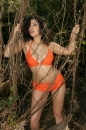 Orange Outfit Outside picture 13