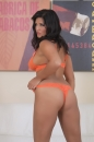 Orange Lingerie And Dildo picture 26