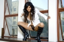 White Top Black Boots picture 16